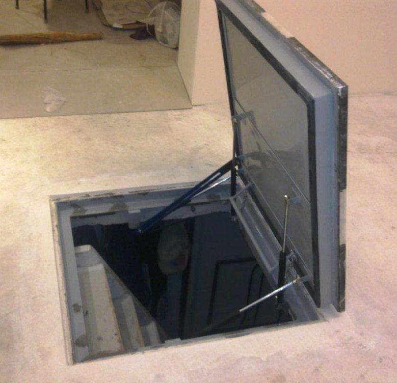 крышка на подвал